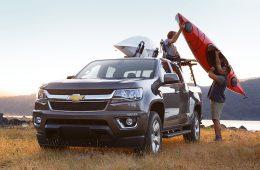 Chevrolet Colorado получил новый V6 и 8-ступенчатый «автомат»