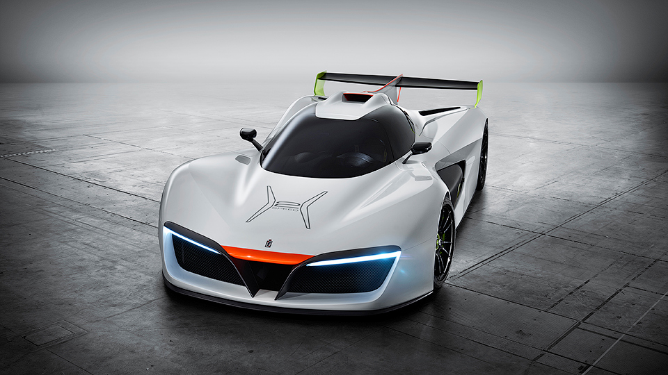 Pininfarina сделает водородный спорткар за 2,5 миллиона долларов