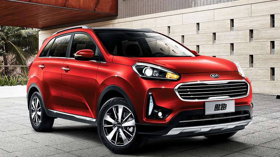 Kia обновила китайский аналог Hyundai Creta