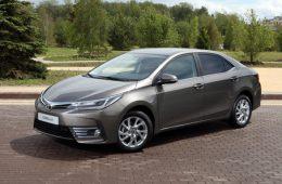 В России открылись продажи новой Toyota Corolla
