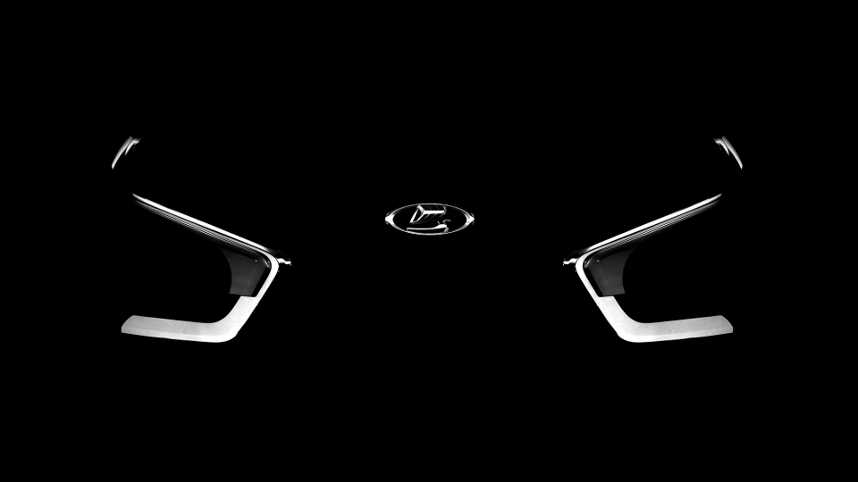«АвтоВАЗ» показал изображение неизвестной модели