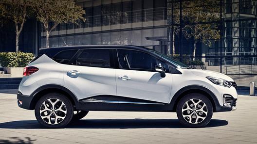 В России открыт прием заказов на Renault Kaptur с вариатором