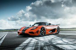 Koenigsegg построил суперкар с самым большим антикрылом