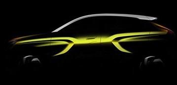 АвтоВАЗ показал новое изображение Lada XCODE