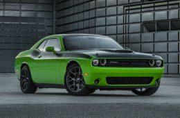 Dodge возродил «классическую» версию купе Challenger