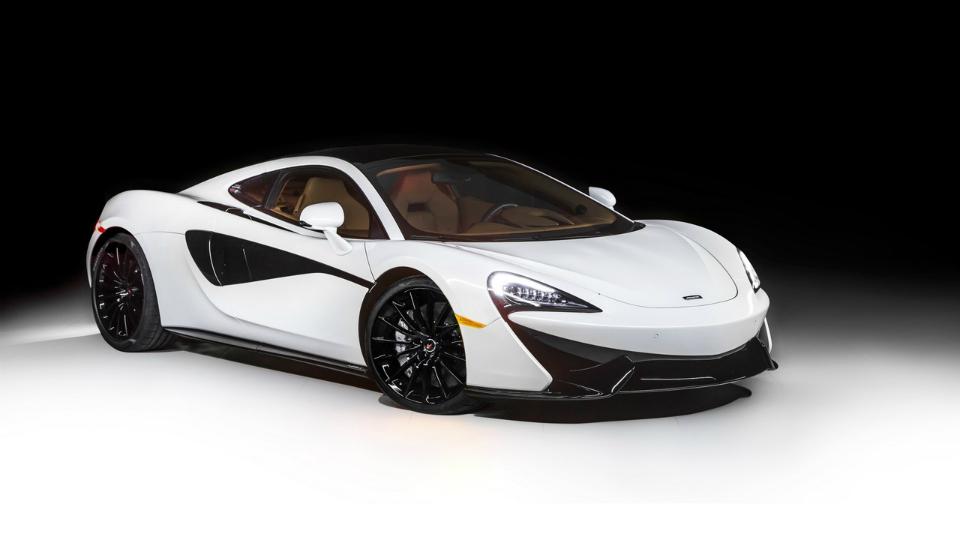 Компания McLaren усовершенствовала «повседневный» суперкар