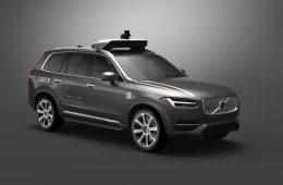 Volvo и Uber вместе разработают беспилотный автомобиль