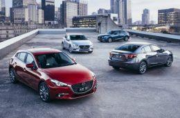 Известны российские цены на обновленную Mazda3
