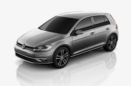 В Сети показали обновленный Volkswagen Golf
