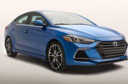 Hyundai отзовет седаны Elantra из-за слишком хорошо работающих тормозов