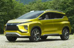 Mitsubishi выпустит «дальнобойный» электрокроссовер