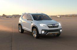 Subaru построит электрический вседорожник