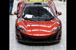 В Сети показали самую хардкорную версию суперкара McLaren 650S