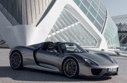 В России отзовут уникальный Porsche