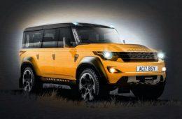 Глава Jaguar Land Rover подтвердил разработку нового «Дефендера»