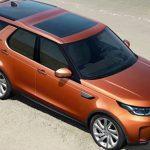 В Сети появились первые снимки нового Land Rover Discovery