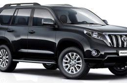 Для Toyota Land Cruiser Prado создали «стильную» версию