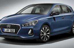Компания Hyundai выпустила новый хэтчбек i30