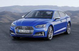 Audi представила хэтчбеки A5 и S5 нового поколения