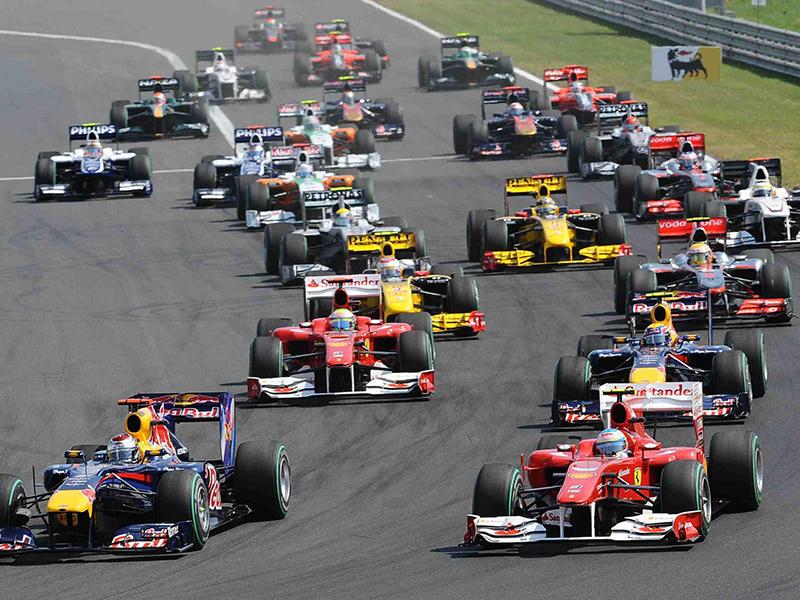 Американская компания покупает Формулу 1