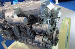 КамАЗ показал новый 6-цилиндровый дизель мощностью 750 л.с.