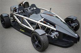 Компания Ariel построила прототип «автомобиля-пылесоса»