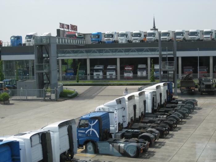 В России продолжает расти спрос на грузовики