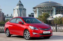 Hyundai Solaris вернул себе лидерство на рынке Москвы