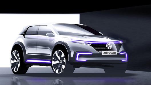 Volkswagen готовит к премьере «гаджет на колесах»