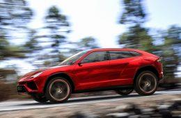 Lamborghini сделает кроссовер для женщин