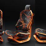 Lexus привезет в Париж кинетическое кресло с паутиной