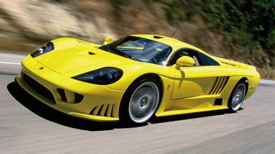 Компания Saleen выпустит 1000-сильную версию суперкара S7