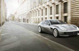 Ferrari представила первый четырехместный суперкар с турбомотором
