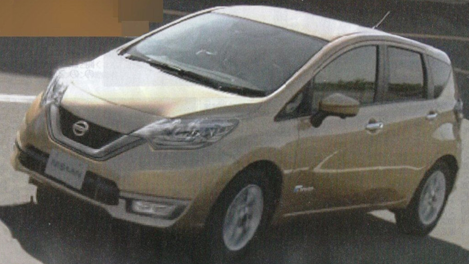 Компактвэн Nissan Note станет гибридом