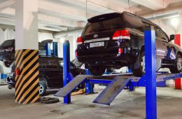 Автосервис: качественный ремонт. ТО Тойота Прадо 150.
