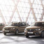 Показаны обновленные Renault Logan и Sandero