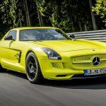 Mercedes-AMG сделает электрический суперкар