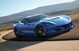Электрический Chevrolet Corvette оценили в 750 тысяч долларов
