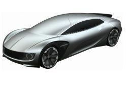 Volkswagen запатентовал удлиненный концепт-кар