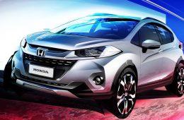 Honda выпустит конкурента «Дастеру»