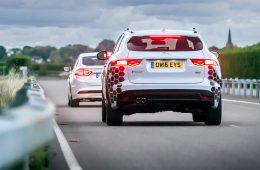 JLR и Ford вместе создадут «общающиеся» машины