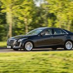 Cadillac привез в Россию седан CTS с двигателем V6