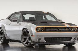 В США подтвердили полноприводный Dodge Challenger