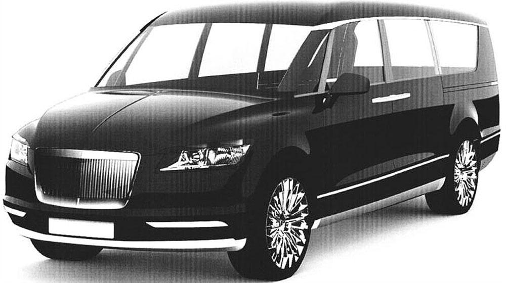 Aurus — новая российская автомобильная марка