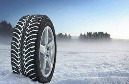 Используем зимние шины зимой
