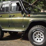Тюнинг УАЗ 469 самостоятельно