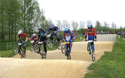 Велосипеды ВМХ — новое направление велосипедного спорта