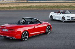 В ремни безопасности кабриолета Audi A5 встроили микрофоны