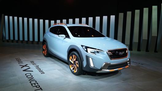 Новый Subaru XV: названы сроки появления в России