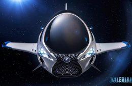 Lexus отправил свой прототип в космос